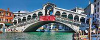 Мост Риалто - установлен на 12000 свай